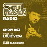 Soul Heaven Radio 003: Louie Vega (pt 2)