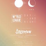 at World League´s DAY & NIGHT Festival Munich / Opening