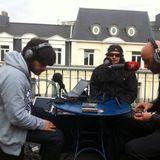Channel Zero op het dak van Brussel