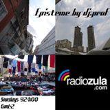 Episteme (Program for Radio Zula by Alphan Vardarlı aka dj.prof aired on 24.03.2013)