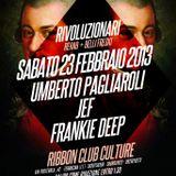 Frankie Deep - Ribbon Club Culture 23/02/2013