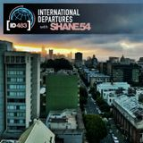 Shane 54 - International Departures 483 - Live at The Midway, San Francisco
