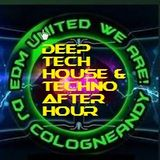 #Deep #techhouse #Techno & more #funmix by #Cologneandy #Frechen #Technofamily #Saturday #Afterhour