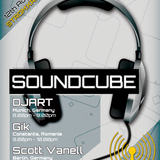 Soundcube Radioshow August 2012