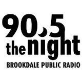 90.5 The Night's Fresh Tracks with Jeff Raspe (05-01-2018)
