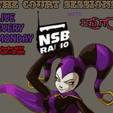 THE COURT SESSIONS WITH JESTA ON NSB RADIO  Monday the 23rd of July 2014