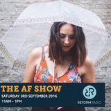 The AF Show 3rd September 2016