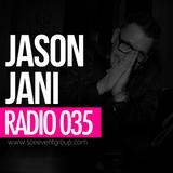 JASON JANI 035 - (LATIN INFLUENCED HOUSE AND EDM)