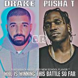 Drake Vs. Pusha T (DissTape)