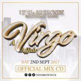 """""""A VIRGO AFFAIR"""" OFFICIAL MIX CD MIXED BY NINO BROWNE"""