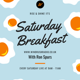 Saturday Breakfast with Ron Spurs 16 11 2019