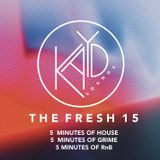The Fresh 15 Vol 4