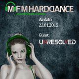 Unresolved @ M-FM Hard Dance [23.01.2015]