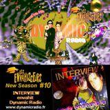 Les Envahisseurs New Season #10   INTERVIEW on Dynamic Radio