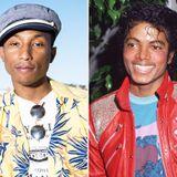 Pharrell Williams vs. The Jackson 5 - Rockin' Happy Robin