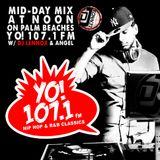 Live mix Yo 107.1 Fm
