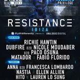 Dubfire b2b Nicole Moudaber b2b Paco Osuna @ Resistance Ibiza Week 2, Privilege Ibiza - 24 July 2018