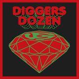 King Dom - Diggers Dozen Live Sessions (June 2013 London)