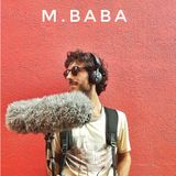StationGazo #98 - M.Baba (La Bagnolette - Paris) Guest Mix