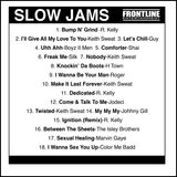 Slow Jams_Frontline Entertainment