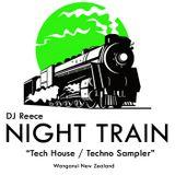 Dj Reece NIGHT TRAIN Sampler (Tech House / Techno)