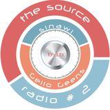 Sinawi&Gello Geens - The Source Radio #2