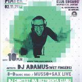 Luke LJ TwojaBalanga.pl _ Kosmos Club _ DJ Contest