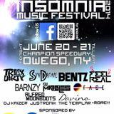 Davino Live @ Insomnia Weekend Festival Part II (August 2014)