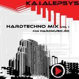 Katalepsys - Hardtechno Mix for Hardmusic.ro