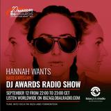 DJ Awards 2017 Radio Show @ Ibiza Global Radio  #11 special guest - Hannah Wants