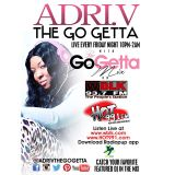 The Go Getta Mix With ADRI.V The Go Getta On Hot 99.1 With DJ Ness Nice 1-16-2015
