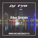DJ TY-B: Urban Sessions Volume 2