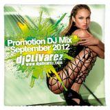 OLiVarez' Promotion DJ Mix September 2012