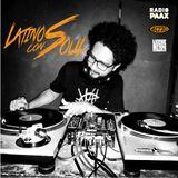 Felipe Q, sesión para el festival Latinos con Soul Vol. 2. Radio Paax