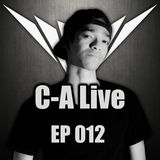 C-A LIVE EP 012