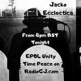 Jacko Ecclectica EP04 Unity Time Peace