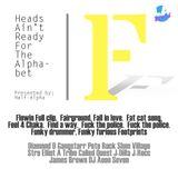 Half-Alpha - Heads Ain't Ready for the Alphabet - Side F3