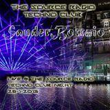 Live @ The Source Radio Techno Club 28-1-2015