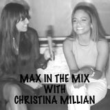 Max In The Mix! Christina Millian is on the show & Conor Maynard gives us a freestyle!