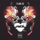 Amor Summer sessions Early Boat Plus EGG Ldn ft DJ Blues Milo 13.08.16