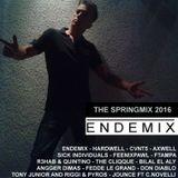 ENDEMIX - THE SPRINGMIX 2016