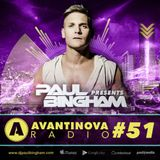 #51 PAUL BINGHAM - AVANTINOVA RADIO