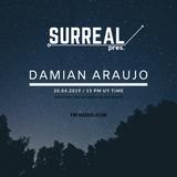 Surreal Radio Show podcast 03 pres. Damian Araujo