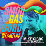 Live from SMöR·GåS·BORD with special guest Mike Gibbs