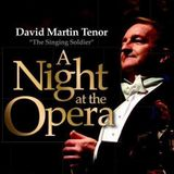 The World in View Interview with Tenor David Martin