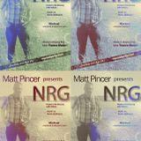 Matt Pincer - NRG 072