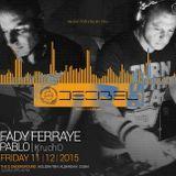 Krucho @ Decibel DXB (Q Underground Dubai) - Warm up for FADY FERRAYE & PABLO!