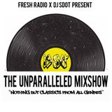 The Unparalleled Mixshow - House Madness Pt. 1 - 01-23-2k14