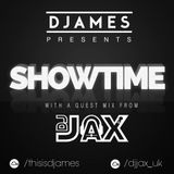 @DJJax_UK #SHOWTIME Guest Mix