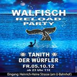 Tanith @ Walfisch Reload Party - Sage Club Berlin - 05.10.2012